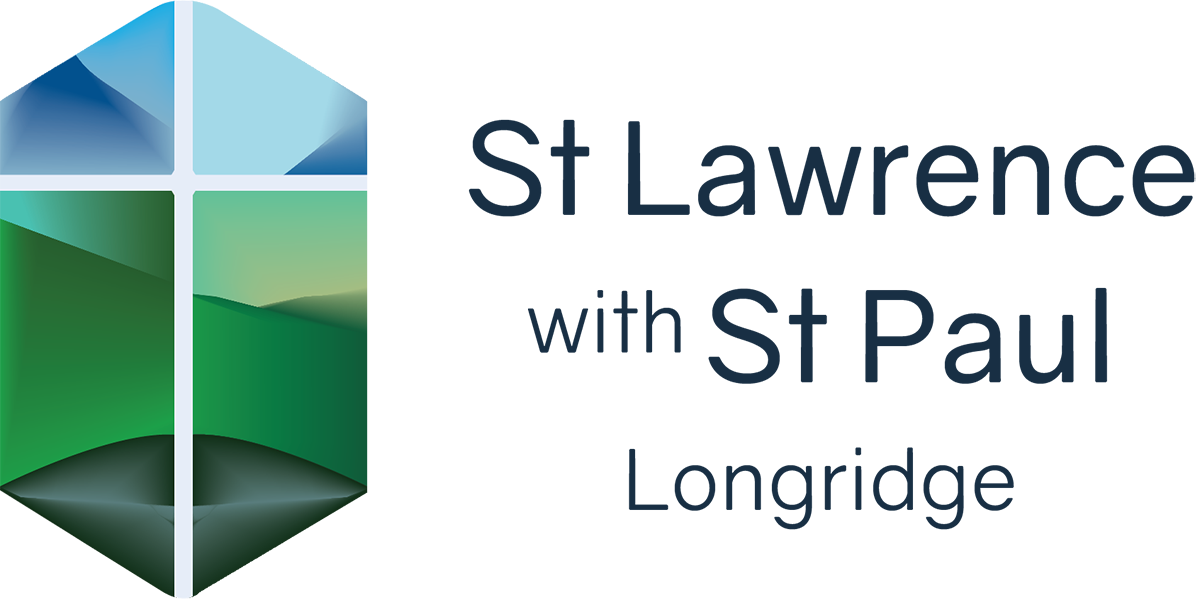 St Lawrence with St Paul Longridge Logo